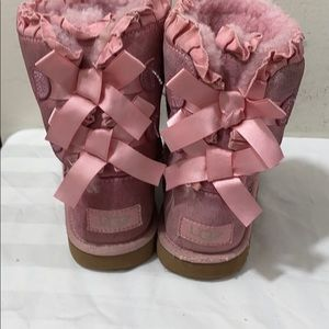 Ugg youth girls boots